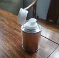 进口印花牛油果油铁罐包装