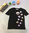 杭州熊宝豆丁厂家童装批发儿童T恤直播货源