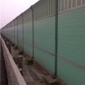 江蘇鍍鋅板透明pc聲屏障高速公路聲屏障隔音板