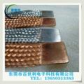 定制定做熔壓端子一體化銅編織帶軟連接