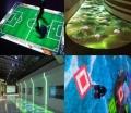山东互动投影山东全息宴会厅山东3D全息投影融合软件