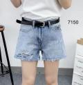 牛仔裤尾货韩版几元批发河南新乡哪里有地摊甩卖牛仔裤