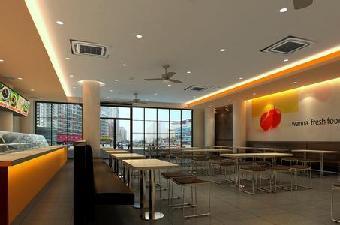 中式快餐店加盟排行中式快餐蒸美味图片