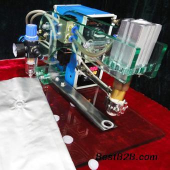 供应阀口型半自动定量粉体包装机 JP1