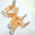 非標定制銅箔軟連接 銅皮軟連接 銅伸縮節 銅母排