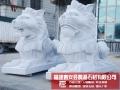 石雕漢白玉獅子、石雕漢白玉獅子廠家