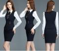 廣州經濟開發區時尚OL氣質套裙定做
