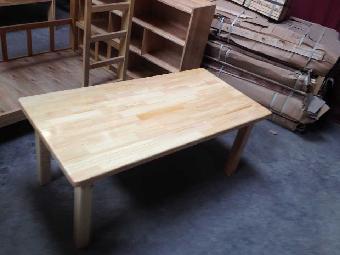成都厂家大林森供应辽宁地区幼儿园实木桌椅儿童家具