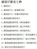 深圳考建筑施工電梯證相關資料及報名條件