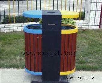 小区高级垃圾桶 防腐垃圾桶的使用地点