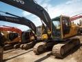 二手沃爾沃210,240,290挖掘機暢銷新款機
