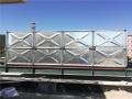 镀锌水箱 山东镀锌钢板水箱 组合式镀锌水箱工厂