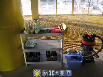 邯郸汽车美容店地板网格 擦车工位格栅