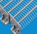 螺旋式金屬冷凍網帶在制作區域單獨劃分