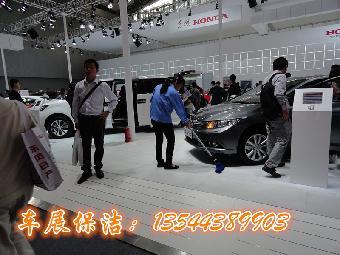 曾为宝马车保洁服务的车展展台清洁公司,广州蓝态最好