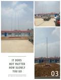 濟南市廣告旗桿不銹鋼錐形旗桿批發