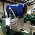優質國產造雪機延長滑雪場盈利周期 大型造雪機