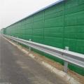 供應高速公路金屬透明板聲屏障 小區高架橋隔音聲屏障