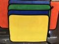 多種顏色訂織珊瑚絨加厚毛巾