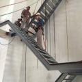 熱浸鋅樓梯踏步板A園區廠房用熱浸鋅樓梯踏步板廠家