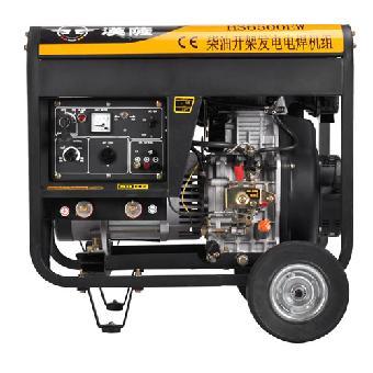 柴油发电机电焊机一体机