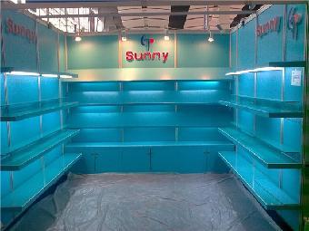 广州展台展柜出租桁架搭建会展设计搭建