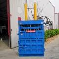 商洛市供应油漆桶液压打包机压扁机40吨