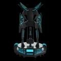 幻影星空vr游戲設備 vr飛行模擬器設備 暗黑之翼