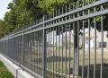 安平縣躍江鋅鋼護欄小區圍墻護欄定做
