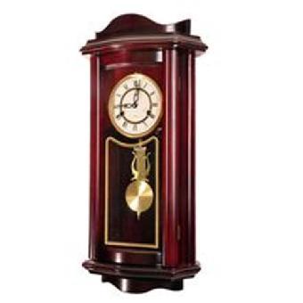 老式机械摆钟内部结构
