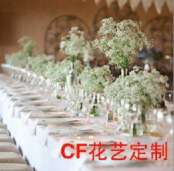 婚礼花艺设计制作布置