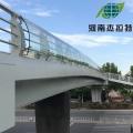 天桥护栏不锈钢防护隔离栏杆