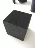耐水型蜂窩活性炭 脫硫高效蜂窩炭廠家直銷