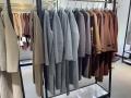 黃金貂雙面羊絨大衣顆粒絨等SK品牌高端女裝折扣批發