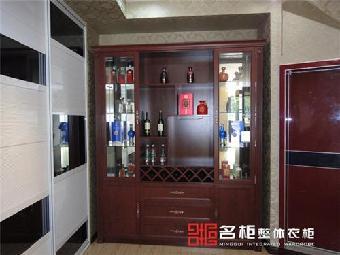 欧式酒柜最新款名柜整体衣柜图欧式酒柜经销