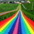 網紅彩虹滑道清風出行
