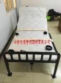 全钢式监狱约束床