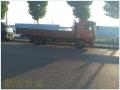 荆州到恩施回程车货运公司30吨货车附近有车