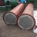 济宁二手冷凝器质量150平方防腐蚀不锈钢冷凝器现货