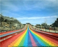 彩虹滑道旱雪滑道見證時間種種美好