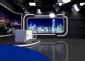 虛擬演播室的色鍵與藍箱