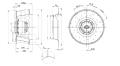 EBM散熱風扇R4D500-AT03-01