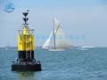 天津供应新型防风系泊浮筒海上航标