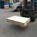 青島托盤包裝箱廠家 膠州加工免熏蒸木托盤尺寸定制