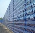 金屬擋風網板墻 沙石料廠擋風板 抑塵網板廠