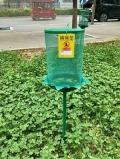 植物園專用立式捕蠅籠A余姚植物園專用立式捕蠅籠產品