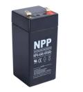 NPP耐普蓄電池NP4-4Ah參數報價
