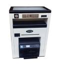 小型印刷厂印不干胶商标的数码印刷意彩注册设备