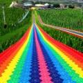 彩虹滑道产品安装铺设详解