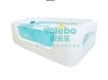 游乐宝?#24378;?#21147;玻璃泳池儿童水育游泳设备一体式游泳缸